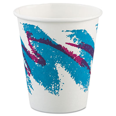 SOLO Cup Company Jazz Paper Hot Cups