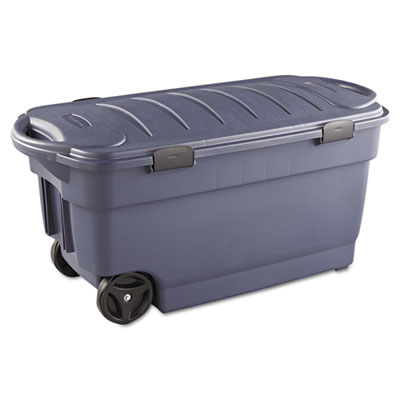 Rubbermaid Roughneck Wheeled Storage Box