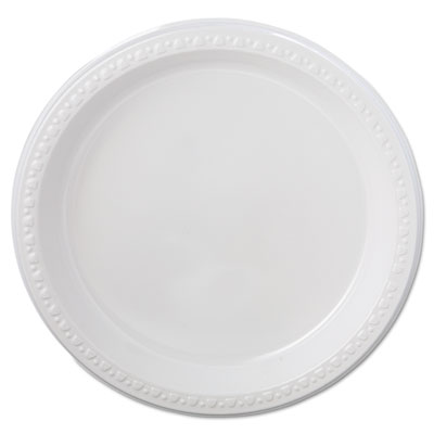 Chinet Heavyweight Plastic Dinnerware