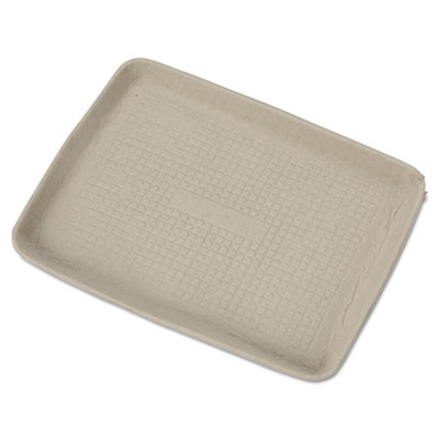 Chinet StrongHolder Molded Fiber Food Trays