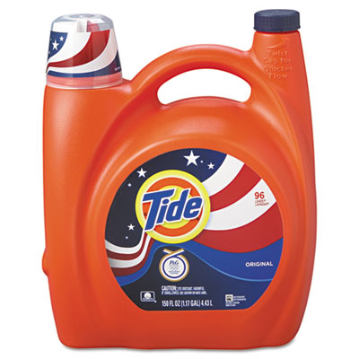 Tide Ultra Liquid Laundry Detergent