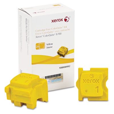 Xerox 108R00990-108R01017 Ink Sticks