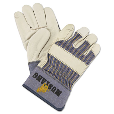 Memphis Mustang Leather Palm Gloves