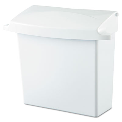 Rubbermaid Commercial Sanitary Napkin Receptacle with Rigid Liner