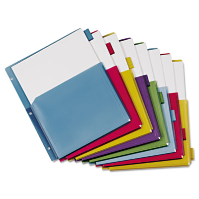 Cardinal Expanding Pocket Index Dividers