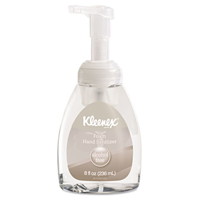 KIMBERLY-CLARK PROFESSIONAL* KLEENEX Alcohol-Free Foam Hand Sanitizer