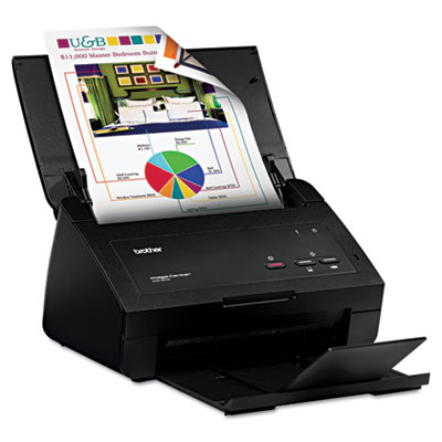 Brother ImageCenter ADS-2000 Color Duplex Desktop Scanner