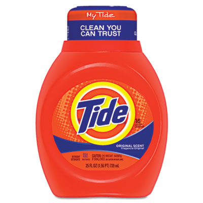 Tide Liquid Acti-lift Laundry Detergent