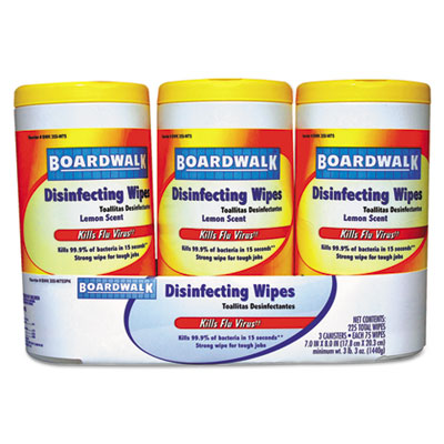Boardwalk Disinfecting Wipes