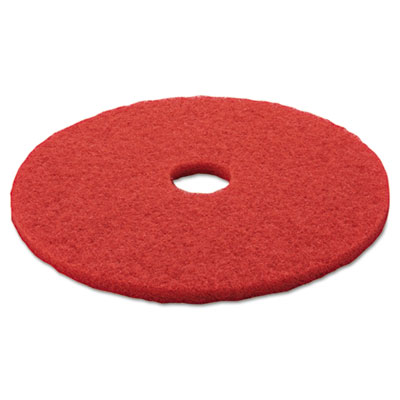 3M Red Buffer Floor Pads 5100