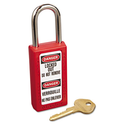 Master Lock Lightweight Zenex Safety Lockout Padlock