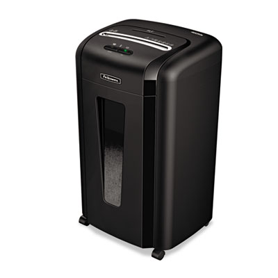 Fellowes Powershred 460Ms Heavy-Duty Micro-Cut Shredder