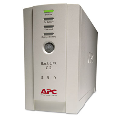 APC Back-UPS CS Battery Backup System