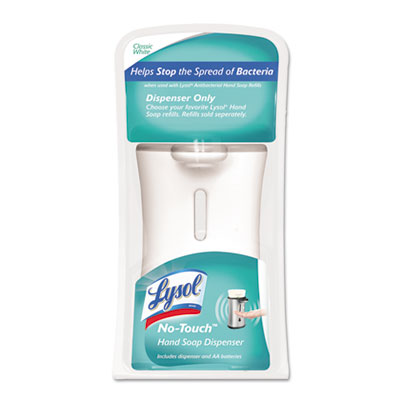 LYSOL No-Touch Hand Soap Dispenser