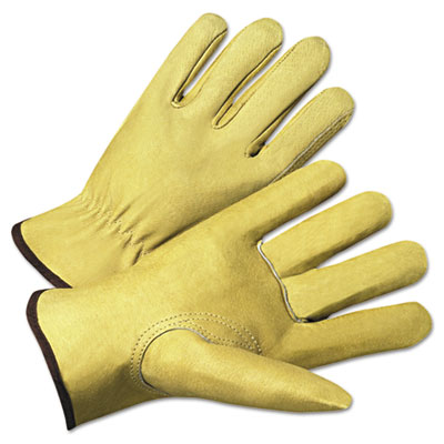 Anchor Brand 4000 Series Pigskin Leather Driver Gloves