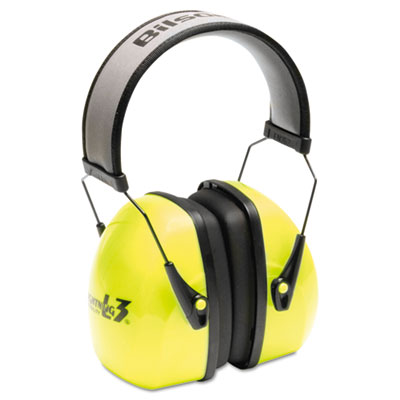 Howard Leight by Honeywell Leightning Hi-Visibility Noise-Blocking Earmuffs