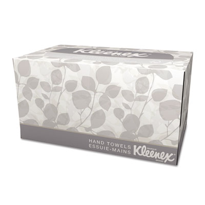 KIMBERLY-CLARK PROFESSIONAL* KLEENEX Hand Towels in a POP-UP* Box