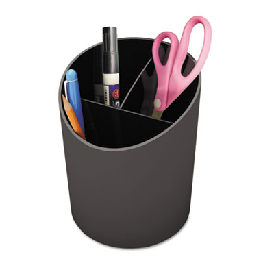 Universal Recycled Plastic Big Pencil Cup
