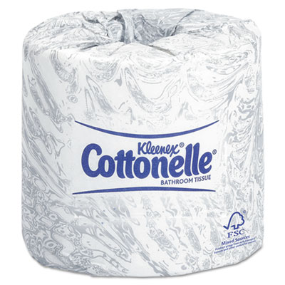 KIMBERLY-CLARK PROFESSIONAL* KLEENEX COTTONELLE Two-Ply Bathroom Tissue