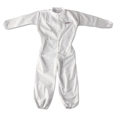 KIMBERLY-CLARK PROFESSIONAL* KleenGuard A20 Breathable Particle Protection Coveralls 49105