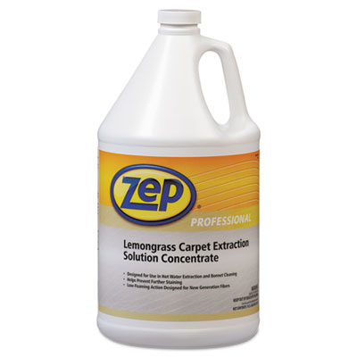 Zep Professional Carpet Extraction Cleaner