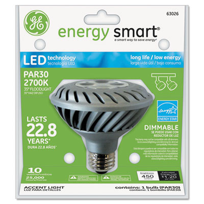 GE LED Flood Light Bulb