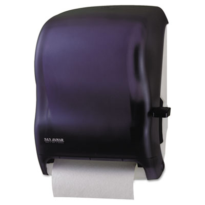 San Jamar Lever Roll Towel Dispenser