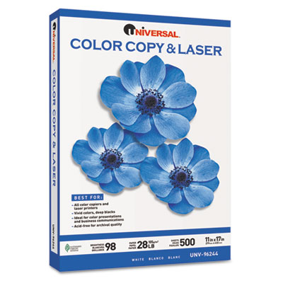Universal One Color Copy & Laser Paper