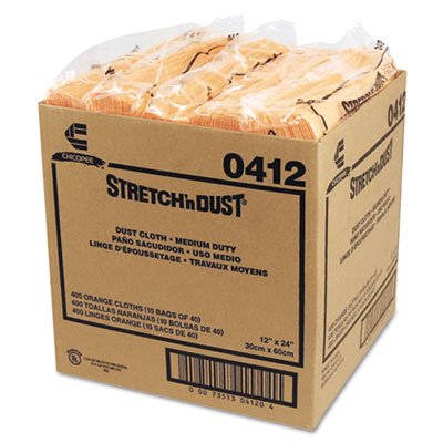 Chix Stretch �n Dust Cloths