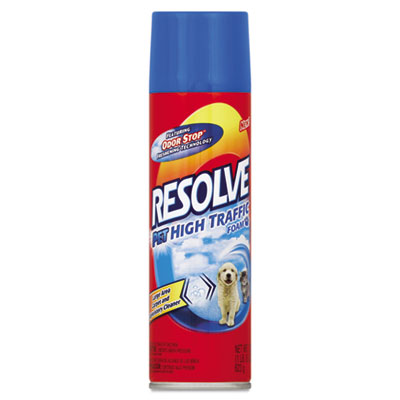 RESOLVE Pet High Traffic Foam Carpet and Upholstery Cleaner