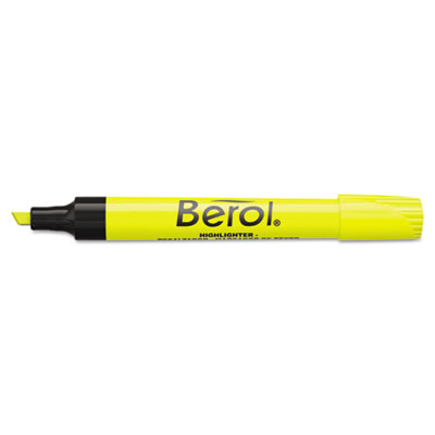 Berol 4009 Chisel Tip Highlighter