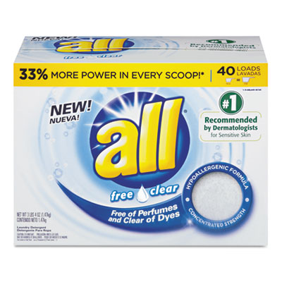 Diversey All Concentrated Powder Detergent