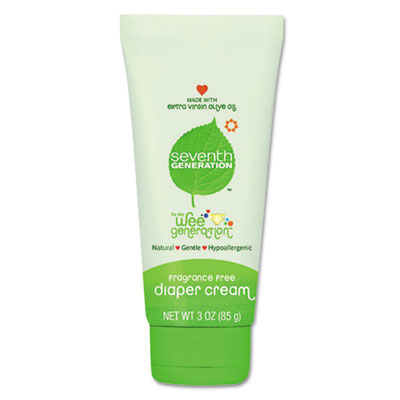 Seventh Generation Baby Wee Generation Diaper Cream
