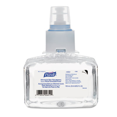 PURELL Advanced Skin Nourishing Foam Hand Sanitizer