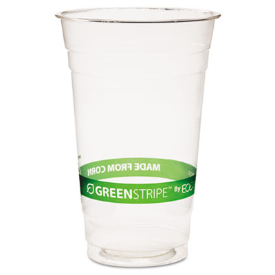 Eco-Products GreenStripe PLA Cold Cups