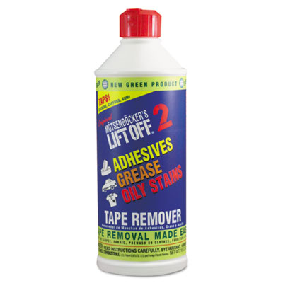 Motsenbocker's Lift-Off #2: Adhesives, Grease & Oily Stains Tape Remover