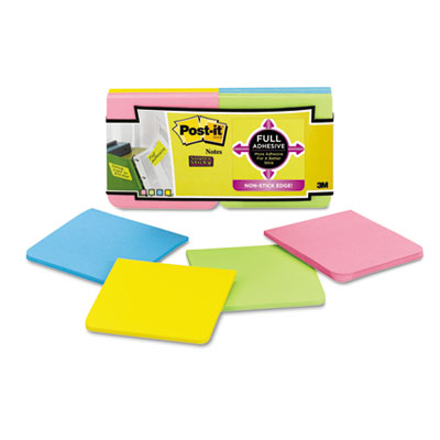 Post-it Notes Super Sticky Full Adhesive Notes