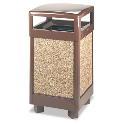 Rubbermaid Commercial Aspen Series Receptacles