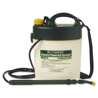 R. L. Flomaster Portable Battery-Powered Sprayer