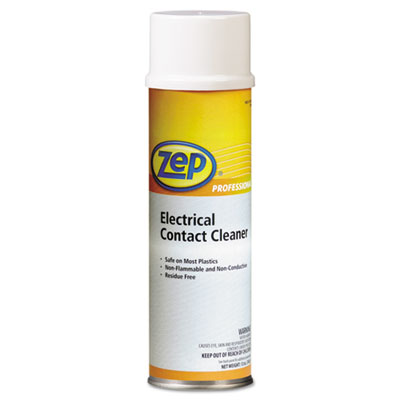 Zep Professional Electrical Contact Cleaner