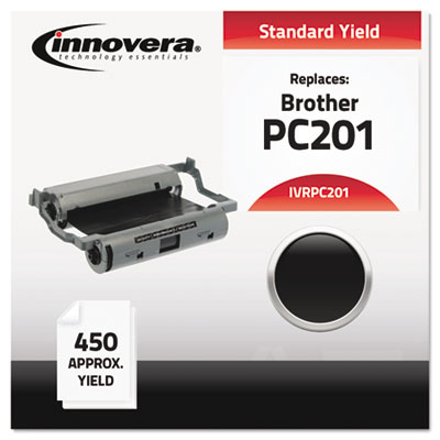 Innovera PC201 Thermal Print Cartridge Ribbon