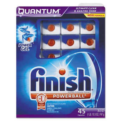 FINISH Quantum Dishwasher Tabs