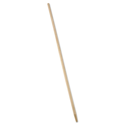 Rubbermaid Commercial Tapered-Tip Wood Broom/Sweep Handle