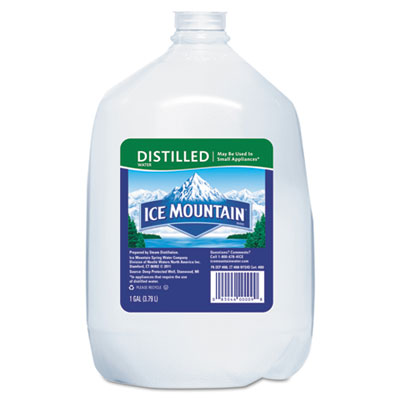 Ice Mountain Distilled Water