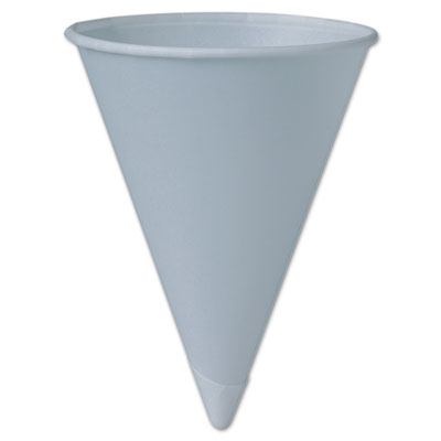 SOLO Cup Company Bare Eco-Forward Paper Cone Water Cups