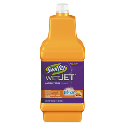 Swiffer WetJet System Cleaning-Solution Refill