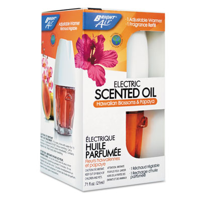 BRIGHT Air Electric Scented Oil Air Freshener Diffuser
