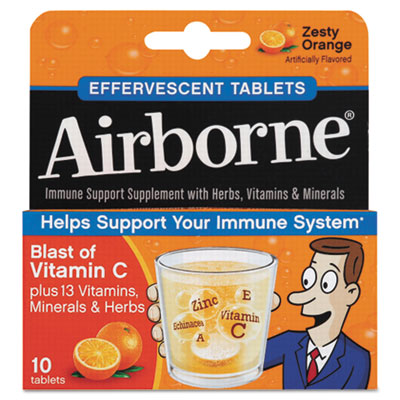 Airborne Immune Support Effervescent Tablet