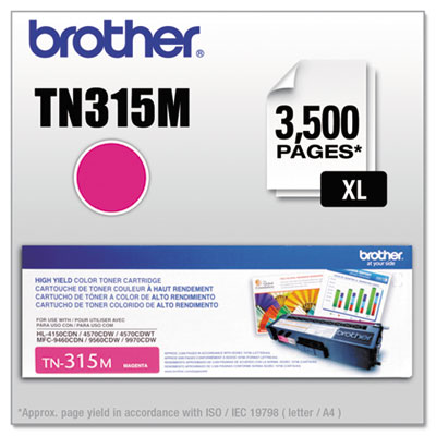 Brother TN310BK-TN315Y Toner