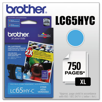 Brother LC65 Ink Cartridge